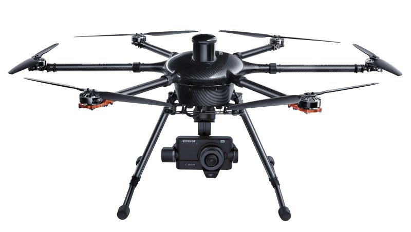 Tornado H920 Plus Hexakopter mit CGO4 Gimbal-Kamera,