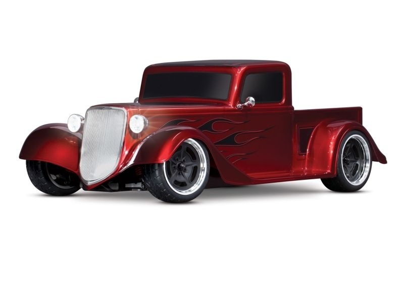4Tec 3.0 Factory Five 35 HotRod-Truck rot RTR 1/9 rot