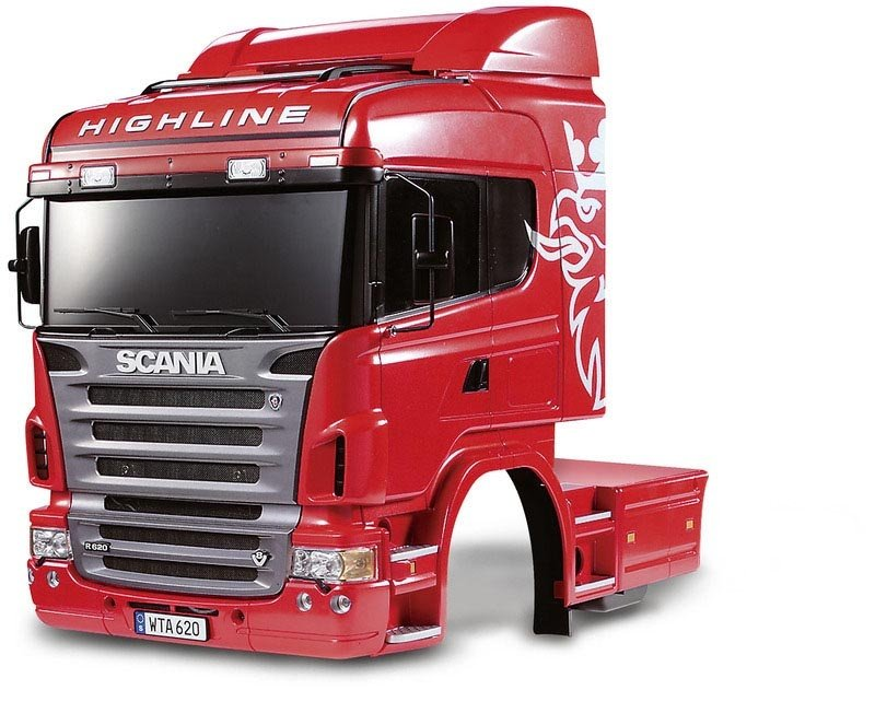 tamiya scania r620 3achs 6x4 1 14 56323 ebay. Black Bedroom Furniture Sets. Home Design Ideas