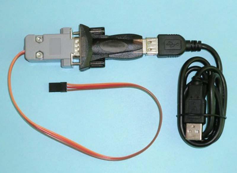 Datenkabel K-USB-2 für USM-RC-2