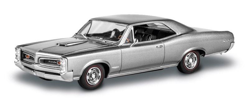 Pontiac 1966 GTO 1:25