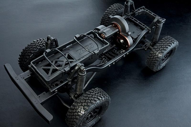 CMX C-10 4x4 Off-Road 1/10 Rock Crawler Bausatz