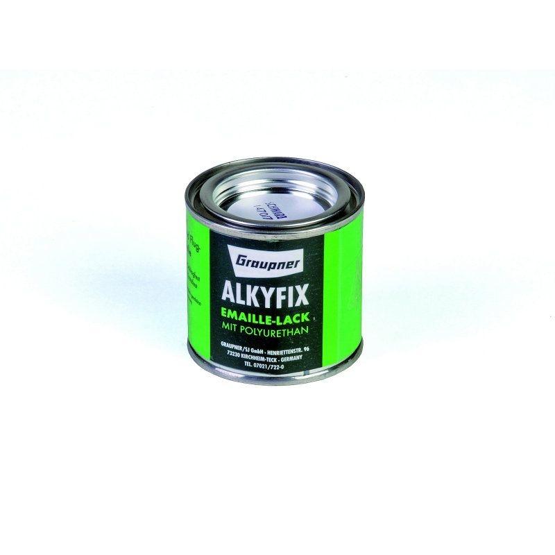 Alkyfix Emaillelack schwarz 100ml