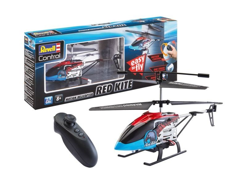 Red Kite Motion Helicopter 2,4GHz RTF