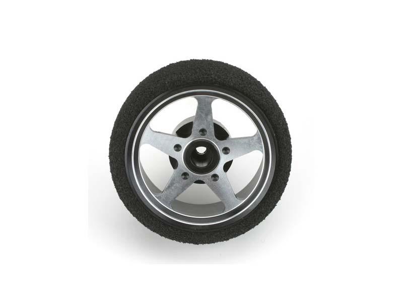 Custom Steering Wheel, 5-Spoke, Black: DX3S