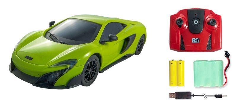 McLaren 675LT Coupé RC-Car 1/24 2,4GHz RTR in grün