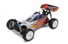 Dirt Warrior Brushless