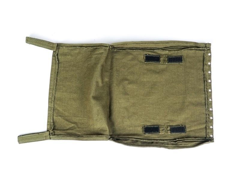 Softtop Verdeck für 1941 MB Scaler