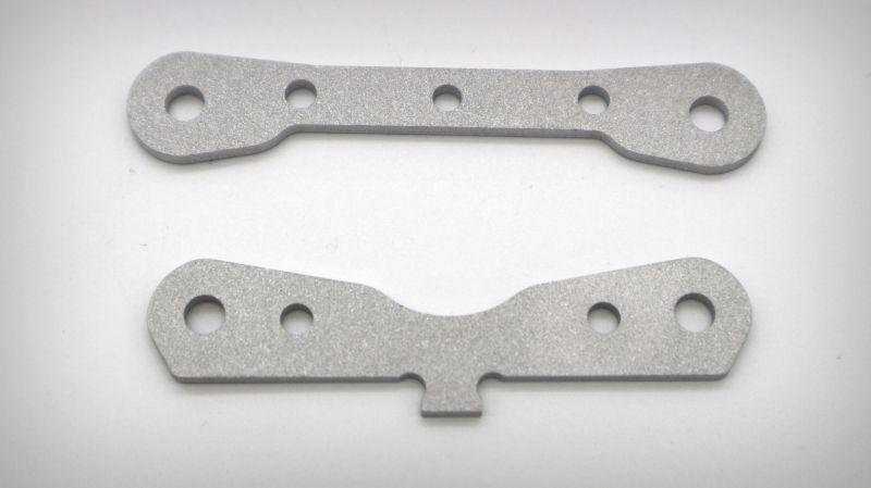 CNC Querlenkerhalter hinten RR und RF für Arrma 1/8