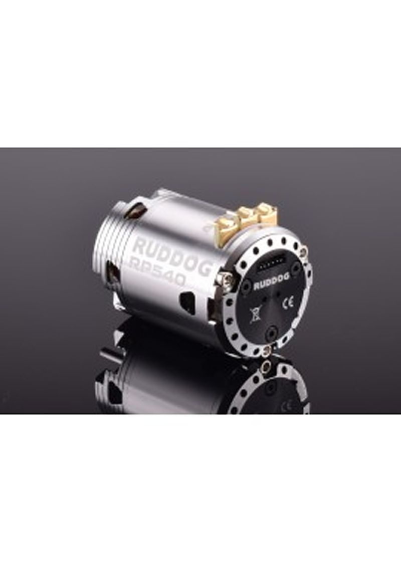 Ruddog sensored brushless motor rp540 7 5t 540 rp 0008 ebay for 10 5 t brushless motor