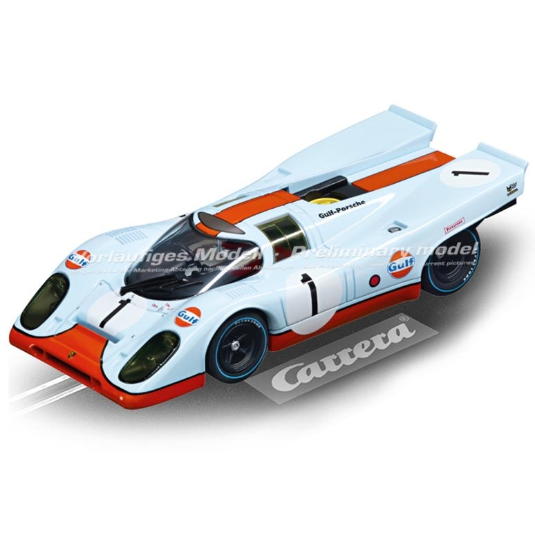 Porsche 917K J.W. Automotive Engineering, No.01 Daytona 24