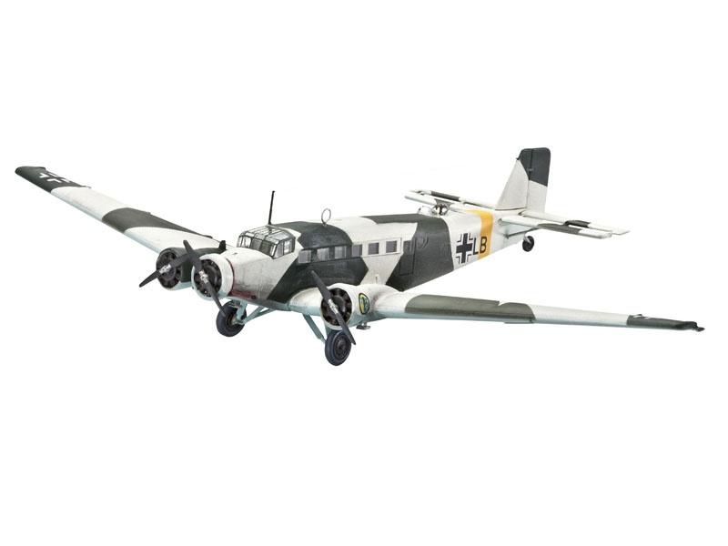 Junkers Ju52/3m 1:144