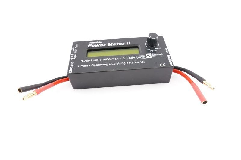 Power Meter II, zu Messung von Strom,Spannung, Leistung