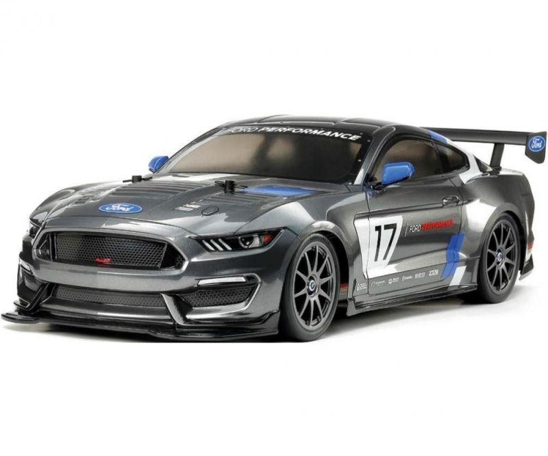Ford Mustang GT4 4WD Onroad Fahrzeug TT-02 1/10 Bausatz