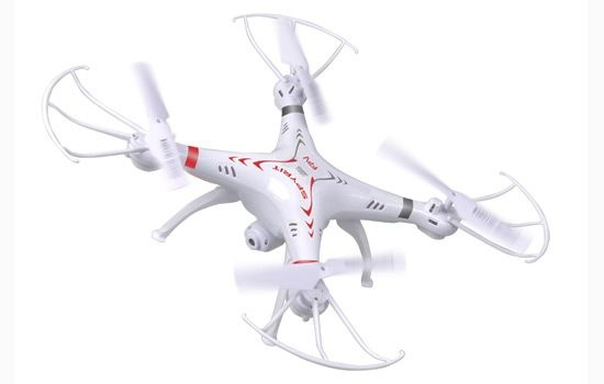 Spyrit FPV 2,4GHz 4 Kanal RTF Quadrocopter