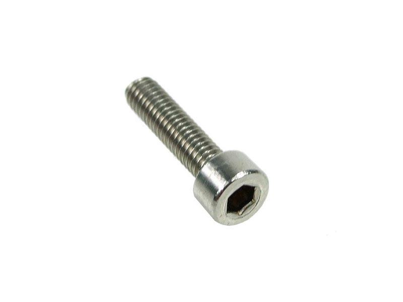 Innensechskant Zylinder Schraube A2 M3x30 - 10 Stück