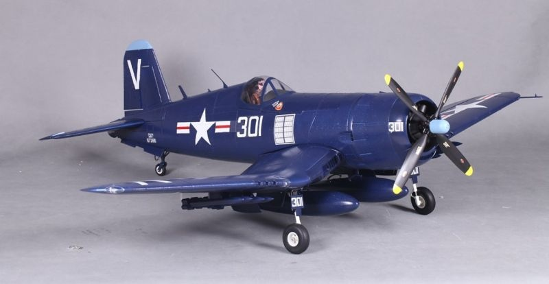 F4U Corsair Brushless Flugmodell 1430mm PNP