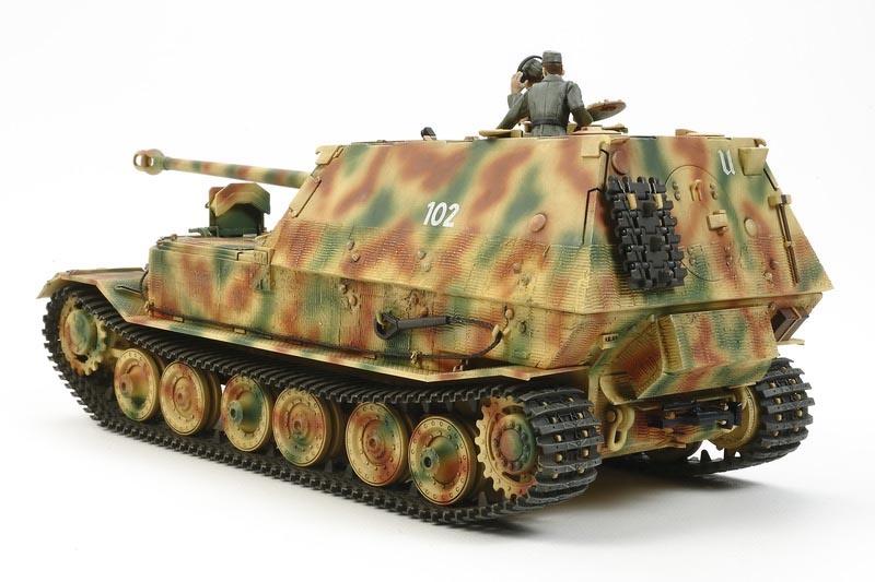 1:35 WWII Deutscher schwerer Kampfpanzer Elefant