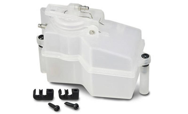Tank 125ml mit Sinterfilter für viele 1/8 Modelle passend