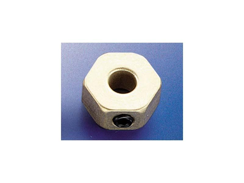 Welleneinsatz für Stegkupplung 4mm
