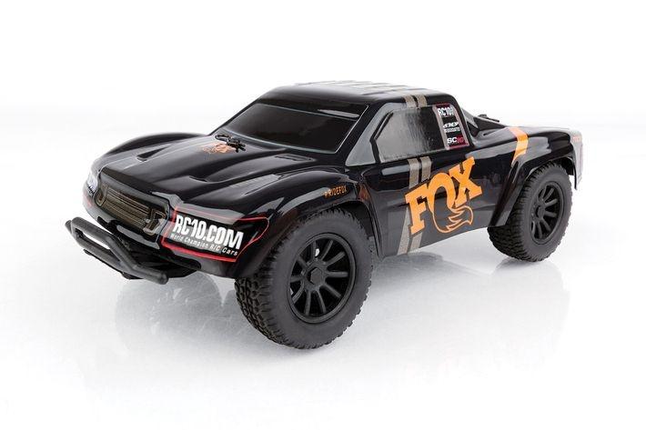 SC28 Fox Edition 2WD Short Course 1:28 Ready-to-Run
