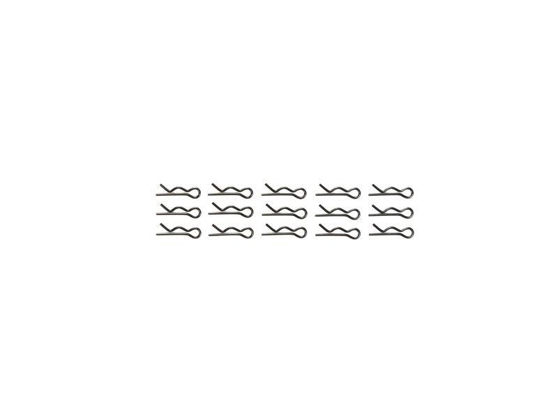 Karosserie Splinte Klammern 6mm (15)