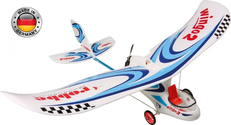 Wingo 2 You can Fly 1100mm Brushless vormontiert PNP