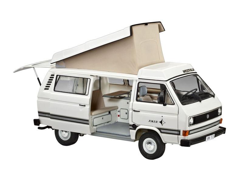 Volkswagen T3 Camper 1:25