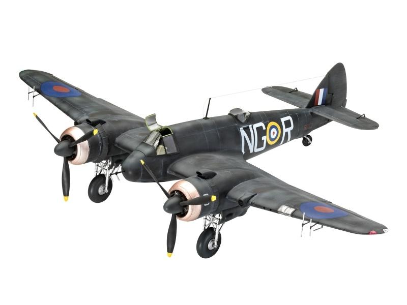 Beaufighter IF Nightfighter 1:48 Plastikbausatz