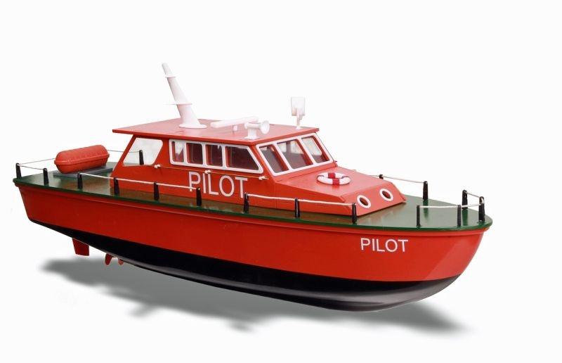 Lotsenboot Pilot 500mm PSH Rumpf