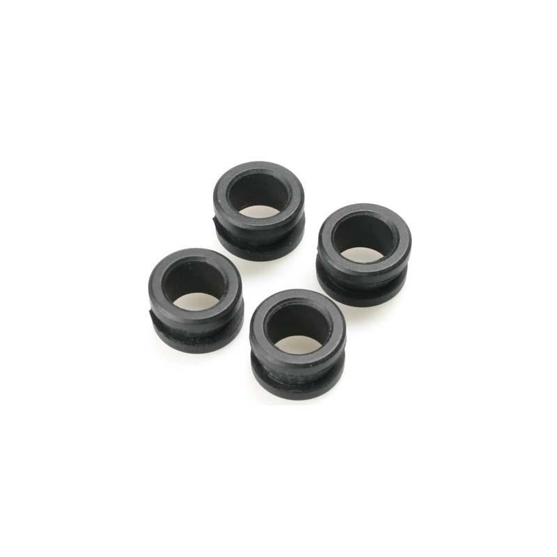 Gummi-Einsätze 11x7mm (4 Stk)