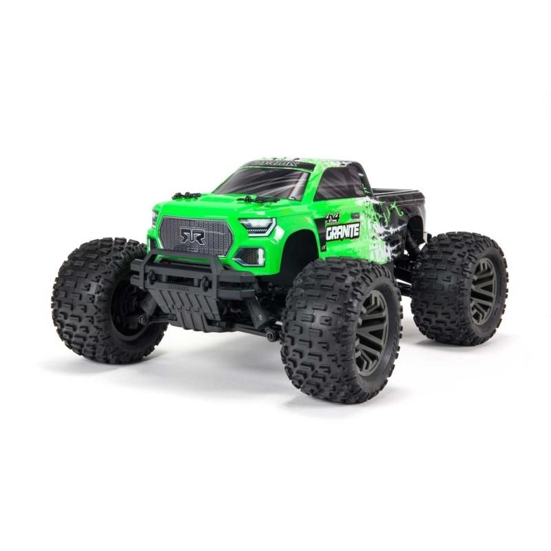 Granite 4x4 BLX 3S Brushless 4WD Monster Truck 1/10 RTR grün