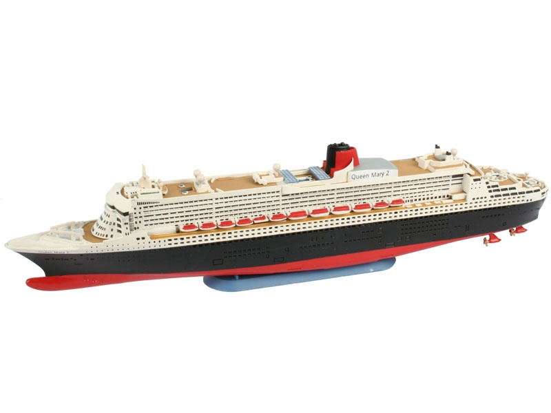 OceanLiner QUEEN MARY 2 1:1200