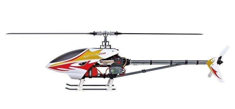 Helikopter Raptor E550 Flybarless ARF