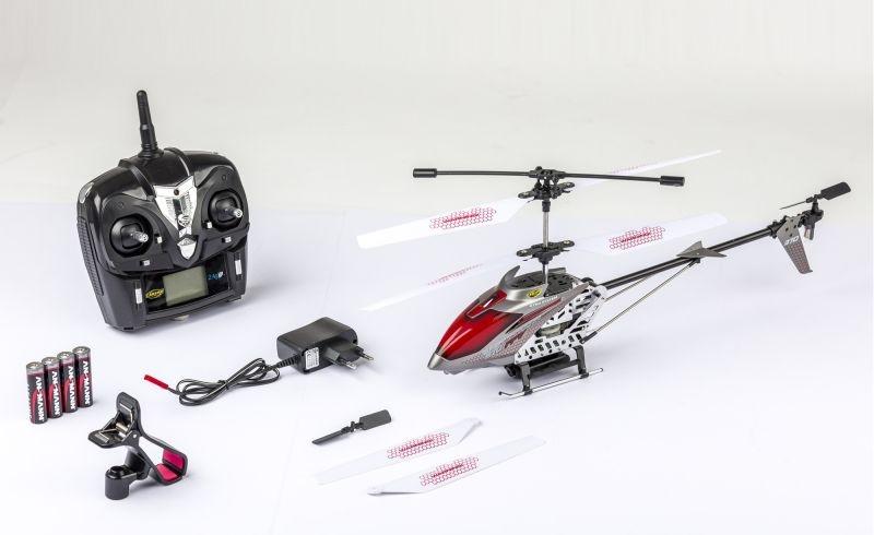Easy Tyrann 370 RC 3CH FPV Helikopter 100% RTF