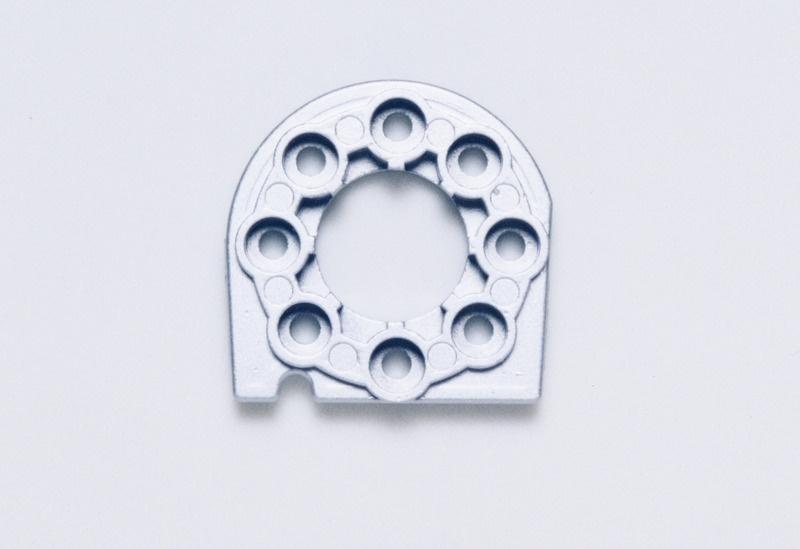 Alu Motorhalter - TT-01 DF-02