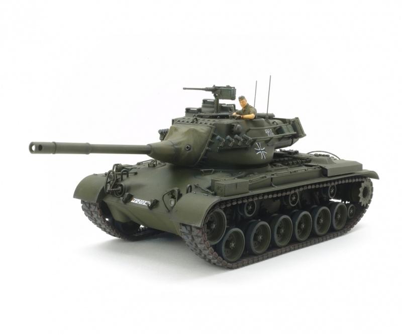 Deutscher M47 Kampfpanzer 1:35 Plastikbausatz