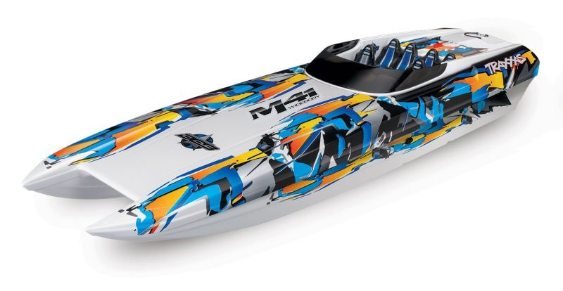 Catamaran M41 Widebody Brushless Rennboot TSM