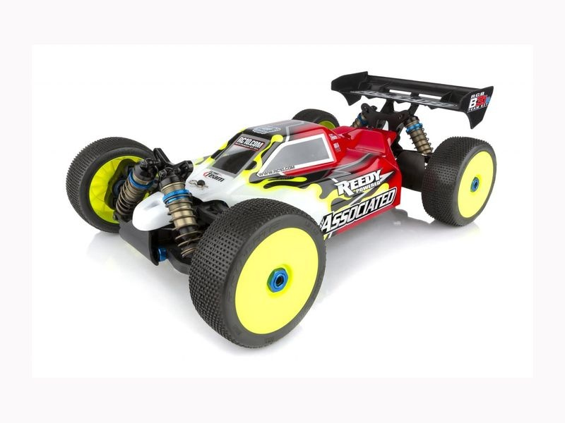 RC8B3.1e Elektro Brushless Buggy Team Kit Competition