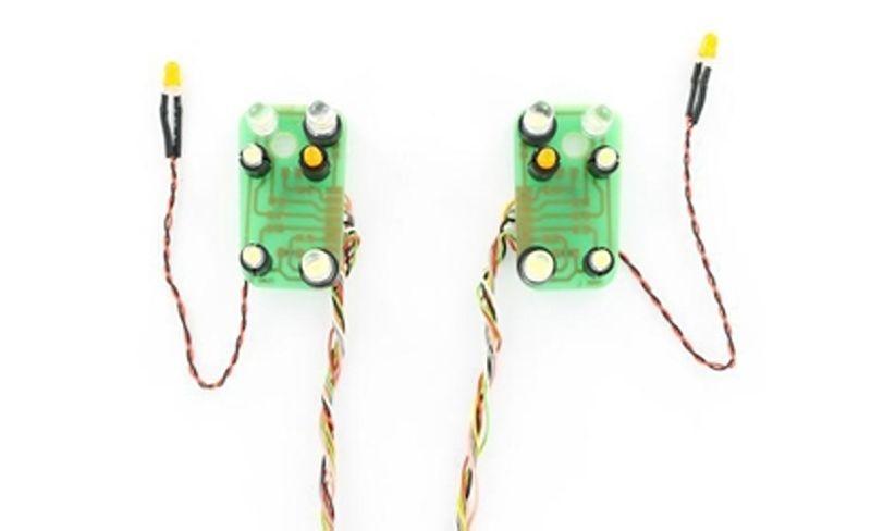 MAN LED-Scheinwerferplatine 7,2V 1:14