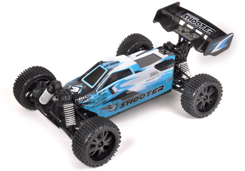 Pirate Shooter 4WD Buggy 1:10XL 2,4GHz RTR, blau