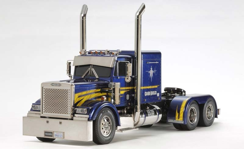Grand Hauler Customized 1:14 RC Truck Bausatz