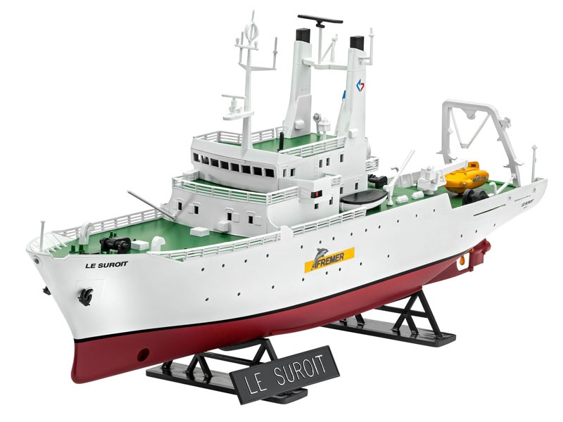 Titanic Searcher Le Suroît 1:200