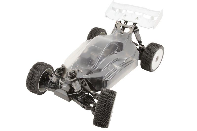 VSE Elektro 4WD Buggy 1:8, Roller 80% ARR mit Karosserie