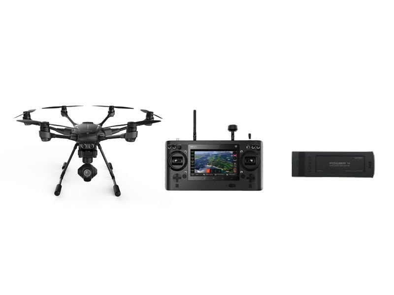 Typhoon H Advanced RTF mit ST16, CGO3+, 1 Akku