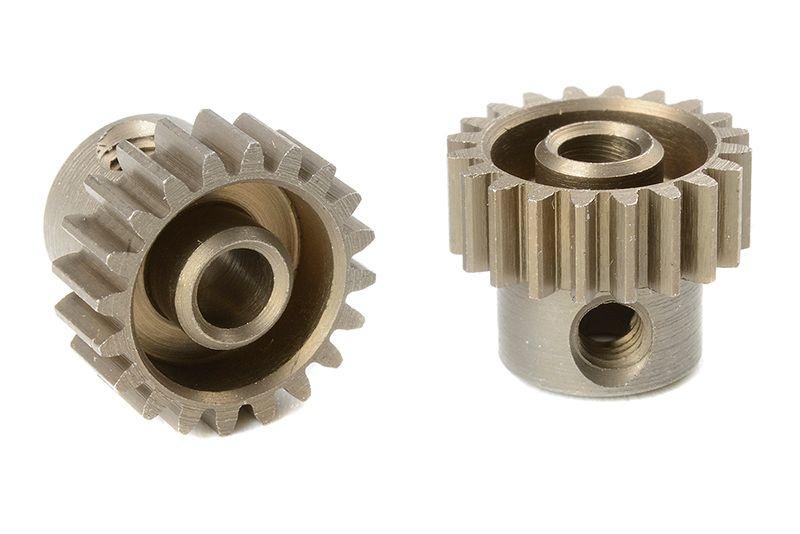 Motorritzel gehärteter Stahl 20T, 48dp (3,17mm Welle)