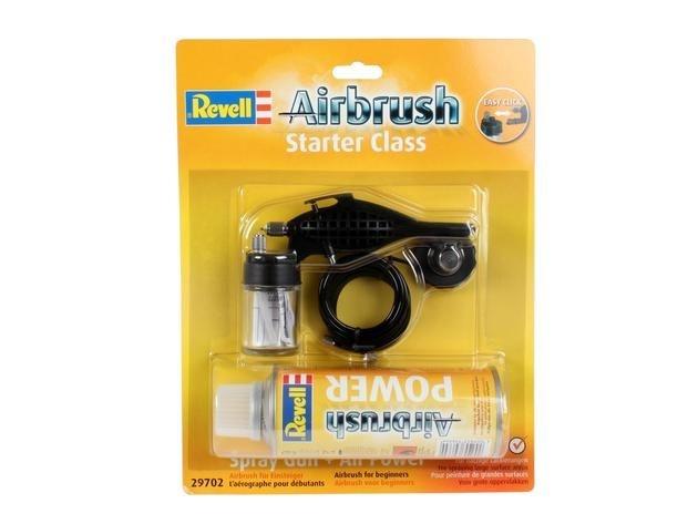 Airbrush Spritzpistole starter class+ Druckluft