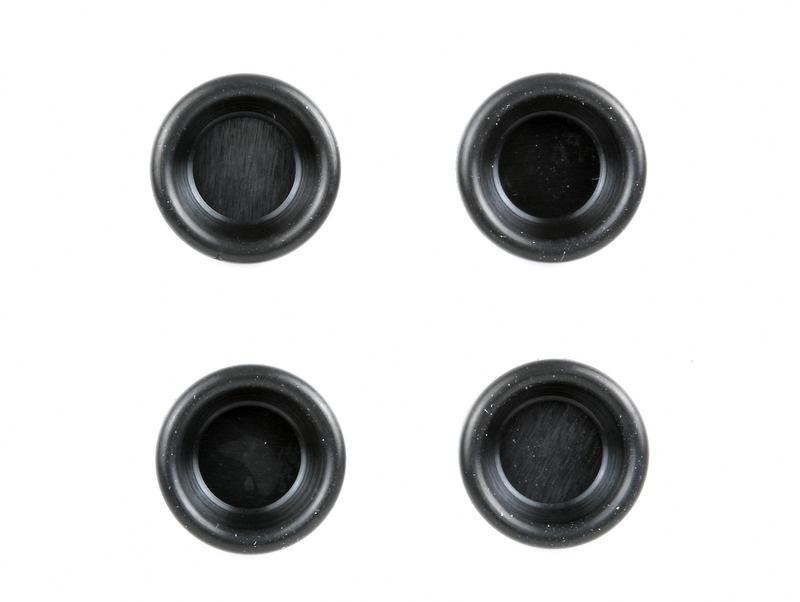 Dämpferdichtung (4) für TRF Stoßdämpfer Gummimembrane