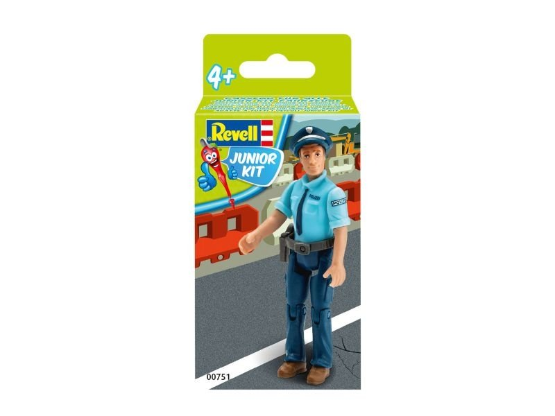 Police Man Junior Kit 85mm