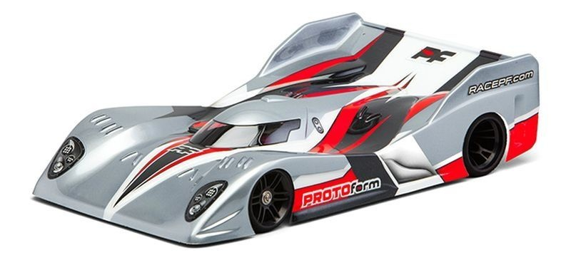Strakka-12 light weight 1:12 PROTOform Karosserie klar